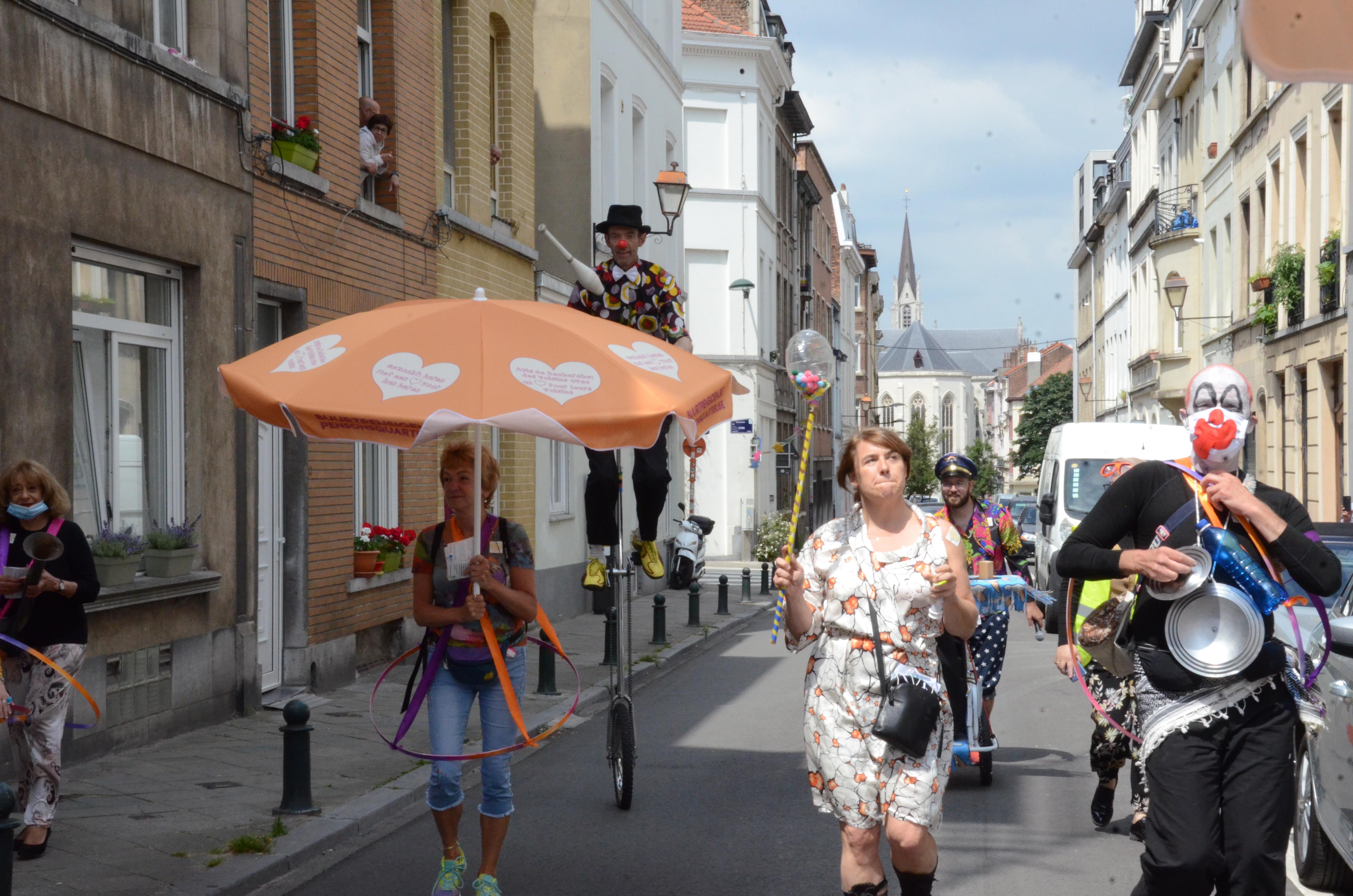 à Ixelles