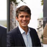 Wouter Beke, Benjamin Dalle, Elke Van den Brandt