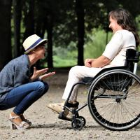 personen met een handicap