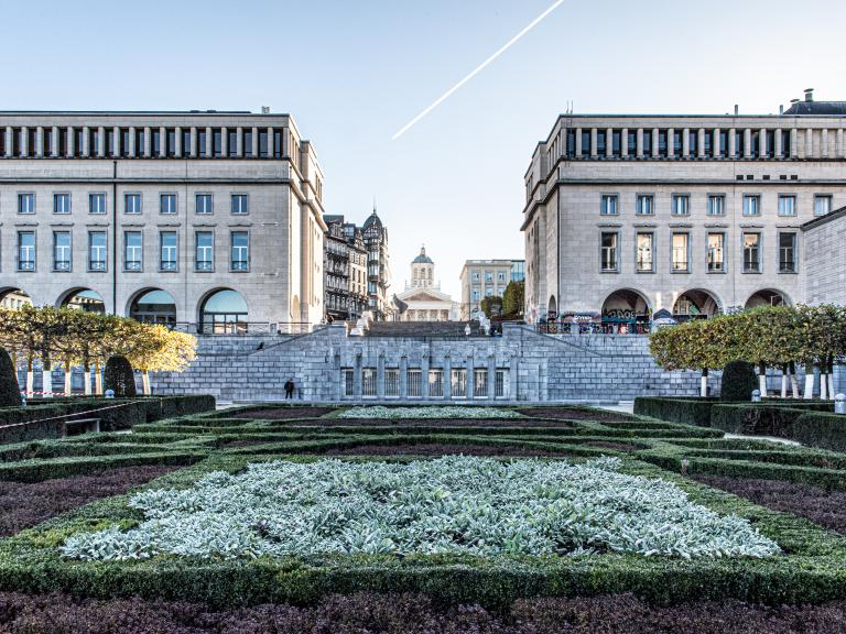 sfeerbeeld Brussel